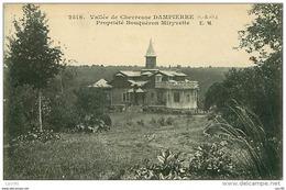 78.DAMPIERRE.N°215.VALLEE DE CHEVREUSE.PROPRIETE BOUQUERON MIRYVETTE - Dampierre En Yvelines