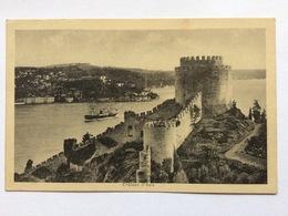 Turkey Türkei Turquie, Chateau D'Asie Constantinople Istanbul - Turkije