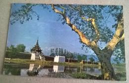 MANDALAY MOAT BURMA (125) - Myanmar (Burma)