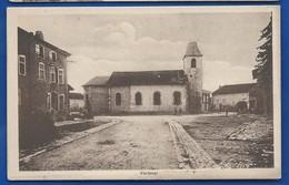 VERDENAL      L'église      Animées - Autres Communes