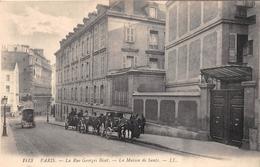 ¤¤  -   PARIS  -  La Rue Georges Biset  -  La Maison De Santé   -  ¤¤ - Arrondissement: 16