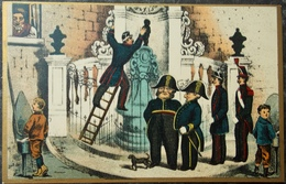 MANNEKEN PIS Bruxelles - BELGIQUE BELGIE - Cpa Carte Postale #16/24 - Monumenti, Edifici