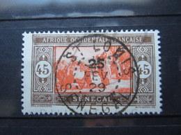 "VEND BEAU TIMBRE DU SENEGAL N° 104 , OBLITERATION "" ST-LOUIS "" !!! - Used Stamps"