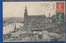 BACCARAT    Guerre 1914/18    Animées     écrite En 1920 - Baccarat