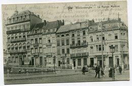CPA - Carte Postale - Belgique - Blankenberghe - La Rampe Malécot - 1910 (M8262) - Blankenberge