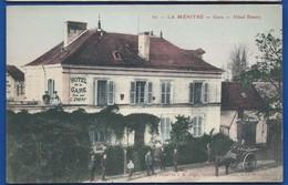 LA MENETRE   Gare  Hôtel Emery   Animées - Other Municipalities