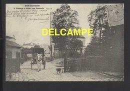 DF / CHEMINS DE FER / 92 HAUTS DE SEINE / BOIS-COLOMBES / PASSAGE À NIVEAU DES ORMONDS - Ouvrages D'Art