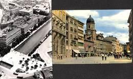 Croatia - 2 Postcards - Croatie