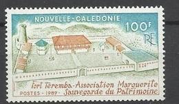 Nouvele Calédonie Poste N°  584   Fort Teremba  Neuf * *  TB     Soldé  à Moins De 20 %  ! ! ! - New Caledonia