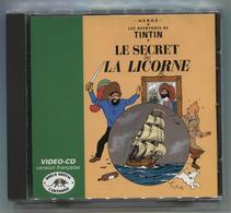LE  SECRET  DE  LA  LICORNE  /  VIDEO  CD - Autres Collections