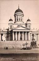 Finland Helsinki Nikolai Church - Finlande