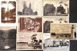 Danemark Denmark - Lot Of 9 Postcards (see Scans) - Danemark