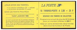 Marianne De BRIAT Carnet N° 2629 - Markenheftchen