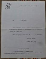 63 Clermont Ferrand MICHELIN, DURIN & Cie Tarif RECHAPAGES 1959 - Voitures