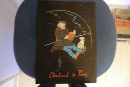 Dessin Peint Par Catherine Huerta Illustratrice Américaine-clochard De Paris- - Drawings