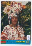 CPM GF  -19634- Sutinam - Greetings -Envoi Gratuit - Surinam