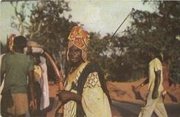 Nigeria Capo Chief IBO - Trade Fair 1962 - Africa