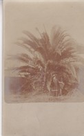 83 / TRES BELLE CARTE PHOTO / DEPART PORQUROLLES 1911 - Porquerolles