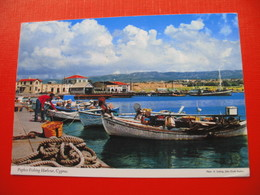 Paphos Fishing Harbour - Cyprus