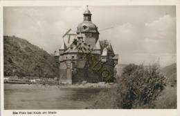 Die Pfalz Bei Kaub Am Rhein [AA41-3.982 - Unclassified