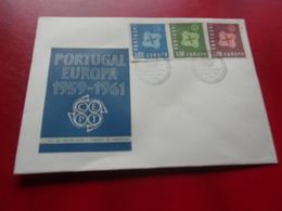 EUROPA PORTUGAL (1961) - Europa-CEPT