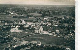 85 - La Roche Sur Yon : Vue Aérienne Sur L' Eglise Du Sacré Coeur - La Roche Sur Yon
