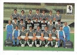 Juventus 1985/86 - Non Viaggiata - Calcio