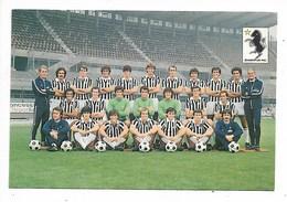 Juventus 1980/81 - Non Viaggiata - Calcio
