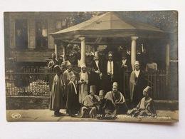 Turkey Türkei Turquie ~ 1920, Constantinople Istanbul, Derviches Tourneurs, Musique Music Flute - Turkije