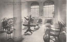 75014 PARIS - Hôpital Saint Joseph - Pavillon Viat III - Le Hall - Distrito: 14