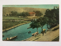 Turkey Türkei Turquie ~ 1920, Constantinople Istanbul, Kiosk Imperial Aux Eaux Douces D' Europe - Turkije