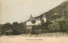 01* TALISSIEU Chateau - France