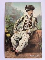 Turkey Türkei Turquie ~ 1920, Kurdistan Kurde Noble, Constantinople Istanbul - Turkije