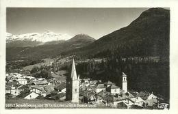 "Lanslebourg, Val Cenis (Savoie, Francia) Vue, Mt. Cenis Et Petite Turra, Timbro ""Posta Militare N. 111"" - Val Cenis"