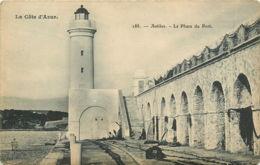 06* ANTIBES Phare Du Port - Antibes