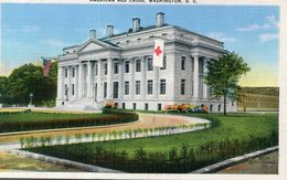 WASHINGTON(CROIX ROUGE) - Rotes Kreuz
