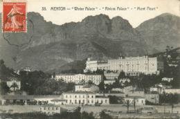 06* MENTON  Riviera Palace - Menton