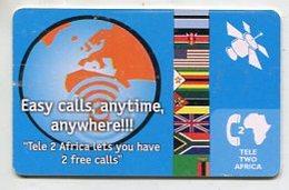 TK 04723 ZAMBIA - Chip - Zambia
