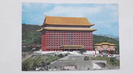 Taiwan Taipei The Grand Hotel - Taiwan