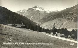 """Route Du Col Du Mt. Cenis (Savoie, Francia) La Cassette Et Dent Parrachée, Timbro """"Posta Militare N. 111"""" - Altri Comuni"""