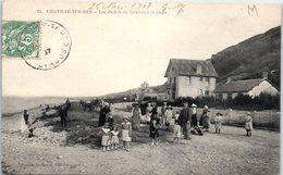 14 - VIERVILLE Sur MER --  Les Chalets De L'arrivée à La Plage - France