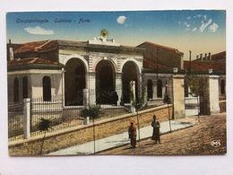 Turkey Türkei Turquie ~ 1920, Constantinople Istanbul, Sublime Porte - Turkije
