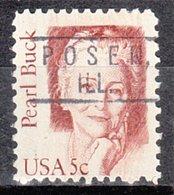 USA Precancel Vorausentwertung Preo, Locals Illinois, Posen 801 - Vereinigte Staaten