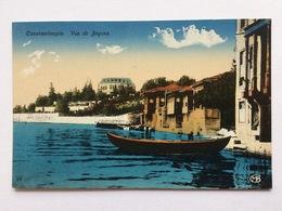 Turkey Türkei Turquie ~ 1920, Constantinople Istanbul, Vue De Beycos - Turkije
