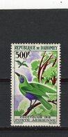 DAHOMEY - Y&T Poste Aérienne N° 41° - Oiseau - Etourneau - Bénin – Dahomey (1960-...)