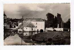 - CPSM PREUILLY-SUR-CLAISE (37) - Moulin De L'Abbaye - Vieux Pont - Photo Ivanoff - - Francia