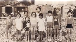 76 / DIEPPE / TRES JOLIE CARTE PHOTO / 1934 - Dieppe
