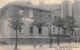 """¤¤  -  PARIS   -   Hopital """" MARIE-LANNELONGUE """" , 129 Rue De Tolbiac    -   ¤¤ - Arrondissement: 13"""