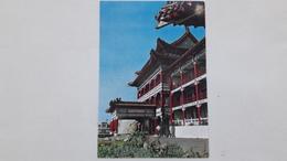 Taiwan Taipei Chi Lin Pavilion Of The Grand Hotel Located Atop Yoan-shan Mountain... - Taiwan