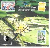 Bloc CNEP N° 51 - Salon Du Timbre & De L'écrit 2008 à PARIS - CNEP